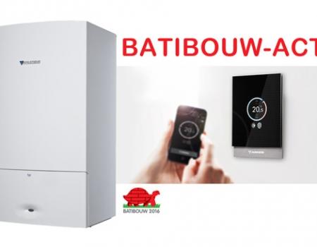 Batibouw-Actie bij BD Heatingsolutions